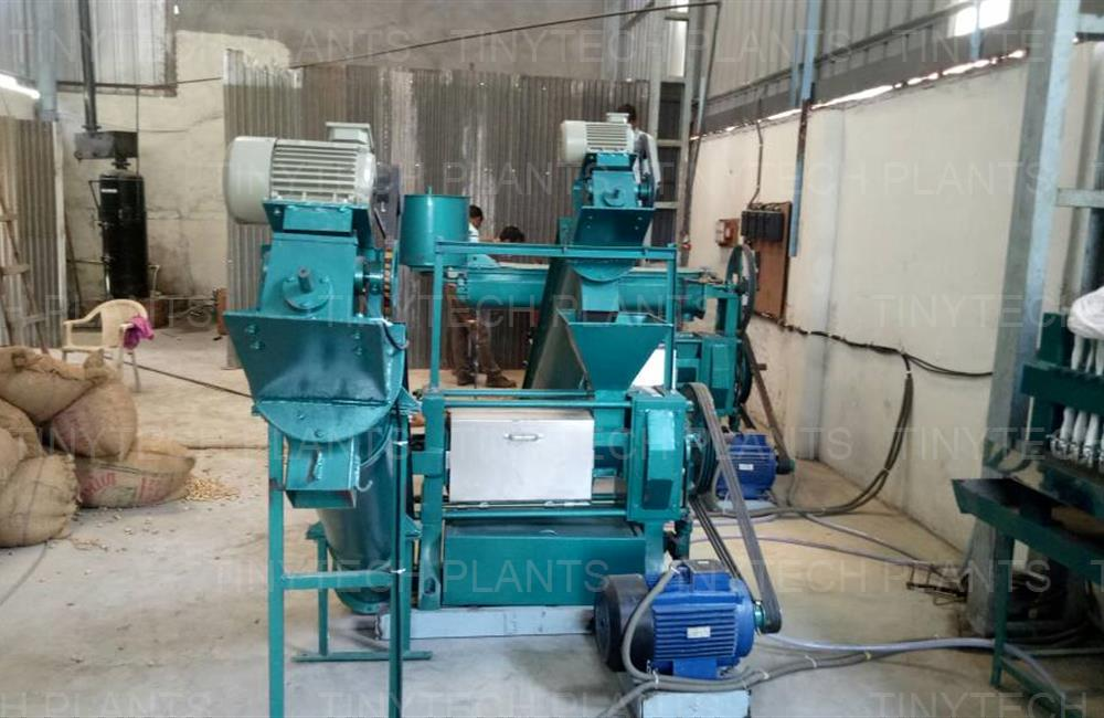 Groundnut Automatic Plants - Vadodara, INDIA