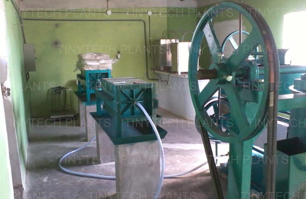 Sunflower Oil Mill - Peru