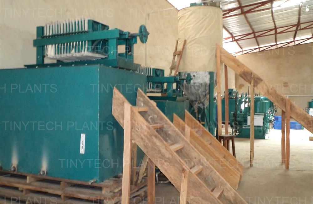 3 Expeller Oil Mill Plant - Nigeria