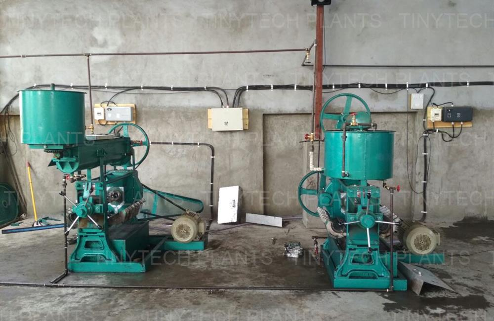 Castor Seed 6 Tons Oil Mill Palnt - Ankleshwar, INDIA