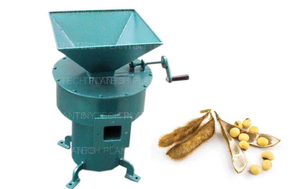 Soyabean / Shea Cracker, Seed Processing Machinery