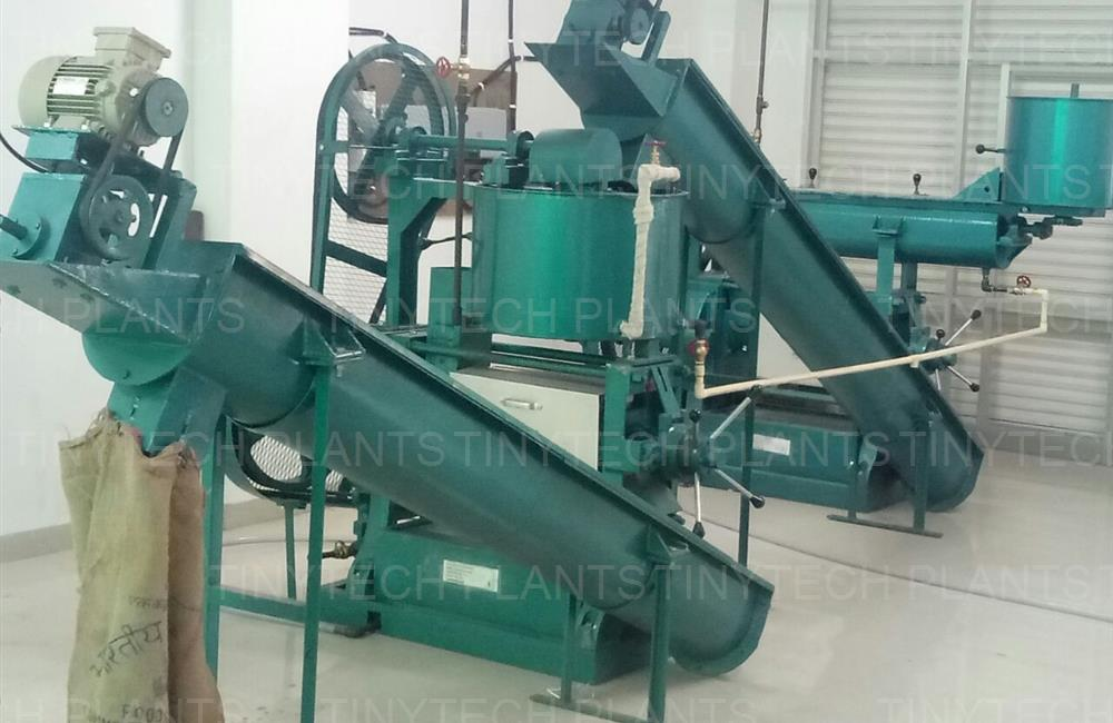 Automatic Oil Mill Plant, Tinytech Oil Mills
