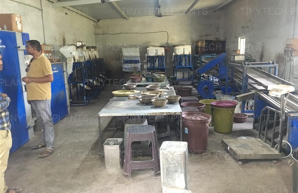 Cashewnut Processing Plant, Specialized Plants