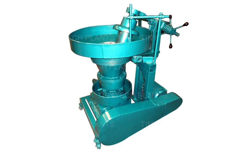 Oil Ghani Rotary Cold Press