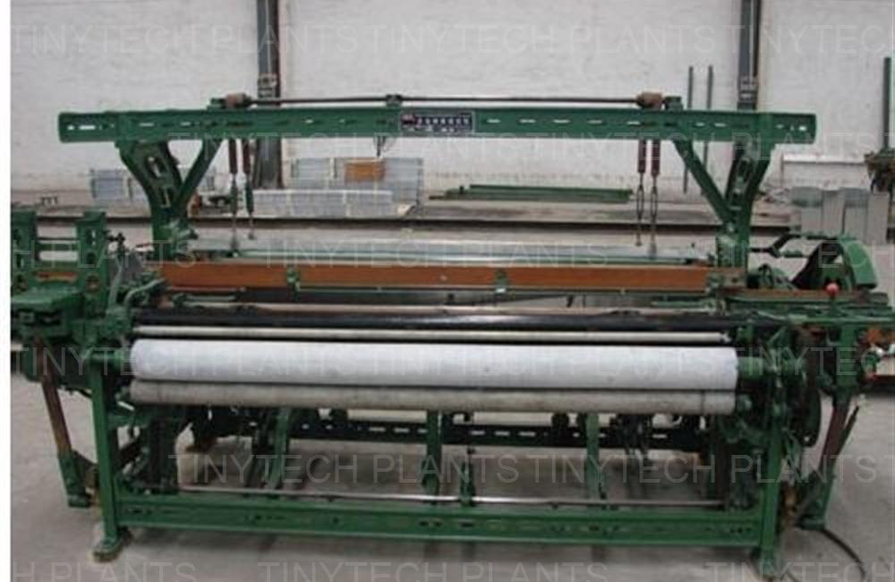 Solar Textile Looms, Renewable Energy Equipments