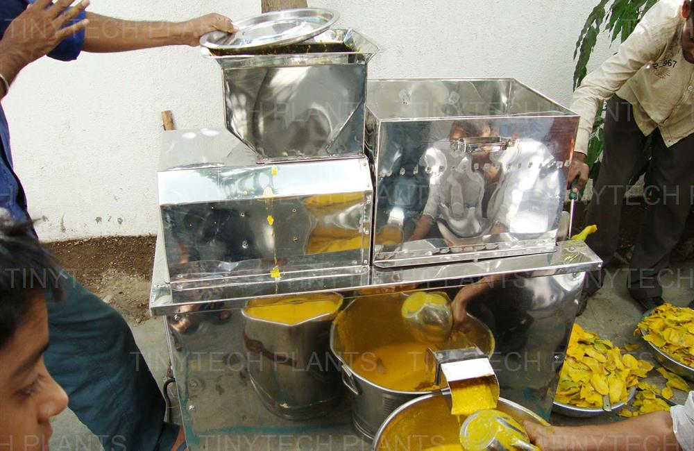 Mango Pulp Machine